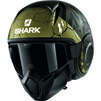 Shark Street-Drak Crower Open Face Motorcycle Helmet Thumbnail 3