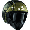 Shark Street-Drak Crower Open Face Motorcycle Helmet Thumbnail 9
