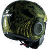 Shark Street-Drak Crower Open Face Motorcycle Helmet Thumbnail 12