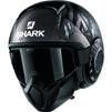 Shark Street-Drak Crower Open Face Motorcycle Helmet
