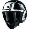 Shark Street-Drak Tribute RM Open Face Motorcycle Helmet Thumbnail 3