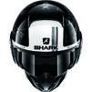 Shark Street-Drak Tribute RM Open Face Motorcycle Helmet Thumbnail 6