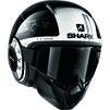 Shark Street-Drak Tribute RM Open Face Motorcycle Helmet Thumbnail 9