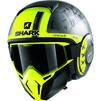 Shark Street-Drak Tribute RM Open Face Motorcycle Helmet Thumbnail 5