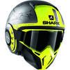 Shark Street-Drak Tribute RM Open Face Motorcycle Helmet Thumbnail 11