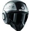 Shark Street-Drak Tribute RM Open Face Motorcycle Helmet Thumbnail 10