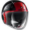 Shark Nano Tribute RM Open Face Motorcycle Helmet Thumbnail 12