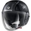Shark Nano Tribute RM Open Face Motorcycle Helmet Thumbnail 6
