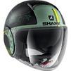 Shark Nano Tribute RM Open Face Motorcycle Helmet Thumbnail 11