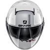 Shark Nano Tribute RM Open Face Motorcycle Helmet & Visor Thumbnail 8