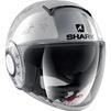 Shark Nano Tribute RM Open Face Motorcycle Helmet & Visor Thumbnail 12