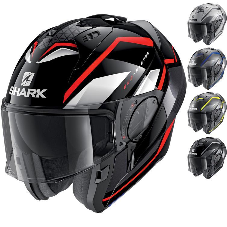 Shark Evo-ES Yari Flip Front Motorcycle Helmet