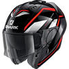 Shark Evo-ES Yari Flip Front Motorcycle Helmet Thumbnail 3