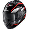 Shark Evo-ES Yari Flip Front Motorcycle Helmet Thumbnail 8