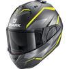 Shark Evo-ES Yari Flip Front Motorcycle Helmet Thumbnail 11