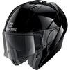 Shark Evo-ES Blank Flip Front Motorcycle Helmet Thumbnail 4