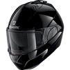 Shark Evo-ES Blank Flip Front Motorcycle Helmet Thumbnail 7
