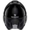 Shark Evo-ES Blank Flip Front Motorcycle Helmet Thumbnail 10