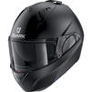 Shark Evo-ES Blank Flip Front Motorcycle Helmet Thumbnail 6