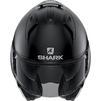 Shark Evo-ES Blank Flip Front Motorcycle Helmet Thumbnail 9