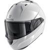 Shark Evo-ES Blank Flip Front Motorcycle Helmet Thumbnail 8