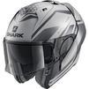 Shark Evo-ES Yari Flip Front Motorcycle Helmet & Visor Thumbnail 5