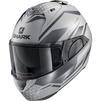 Shark Evo-ES Yari Flip Front Motorcycle Helmet & Visor Thumbnail 10