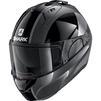 Shark Evo-ES Endless Flip Front Motorcycle Helmet & Visor Thumbnail 10