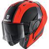 Shark Evo-ES Endless Flip Front Motorcycle Helmet & Visor Thumbnail 7