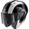 Shark Evo-ES Endless Flip Front Motorcycle Helmet & Visor Thumbnail 4