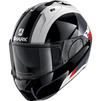 Shark Evo-ES Endless Flip Front Motorcycle Helmet & Visor Thumbnail 8