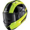 Shark Evo-ES Endless Flip Front Motorcycle Helmet & Visor Thumbnail 9