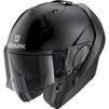 Shark Evo-ES Blank Flip Front Motorcycle Helmet & Visor