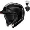 Shark EvoJet Blank Flip Front Motorcycle Helmet Thumbnail 2