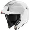 Shark EvoJet Blank Flip Front Motorcycle Helmet & Visor Thumbnail 5