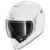 Shark EvoJet Blank Flip Front Motorcycle Helmet & Visor Thumbnail 11