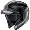 Shark EvoJet Dual Blank Flip Front Motorcycle Helmet & Visor Thumbnail 4