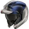 Shark EvoJet Dual Blank Flip Front Motorcycle Helmet & Visor Thumbnail 6