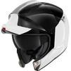 Shark EvoJet Dual Blank Flip Front Motorcycle Helmet & Visor Thumbnail 5