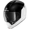 Shark EvoJet Dual Blank Flip Front Motorcycle Helmet & Visor Thumbnail 12