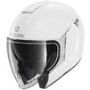 Shark City Cruiser Blank Open Face Motorcycle Helmet Thumbnail 4