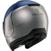Shark City Cruiser Dual Blank Open Face Motorcycle Helmet & Visor Thumbnail 12