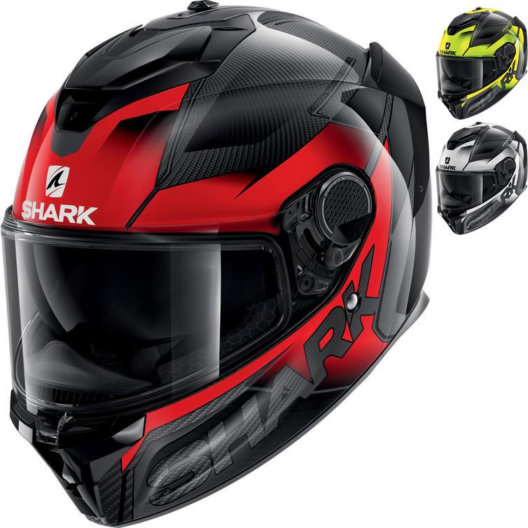 Shark Spartan GT Carbon Shestter Motorcycle Helmet
