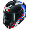 Shark Spartan GT Carbon Tracker Motorcycle Helmet Thumbnail 5