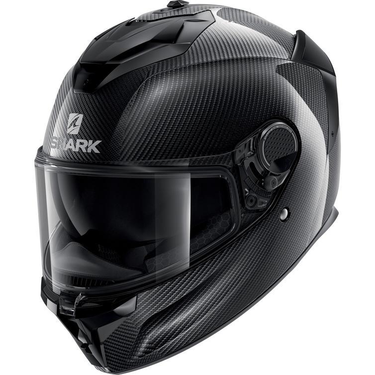 Shark Spartan GT Carbon Skin Motorcycle Helmet