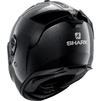 Shark Spartan GT Carbon Skin Motorcycle Helmet Thumbnail 5