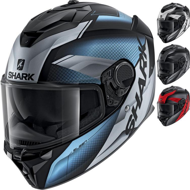 Shark Spartan GT Elgen Motorcycle Helmet