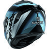 Shark Spartan GT Elgen Motorcycle Helmet Thumbnail 11