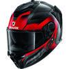 Shark Spartan GT Carbon Shestter Motorcycle Helmet & Visor Thumbnail 5