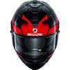 Shark Spartan GT Carbon Shestter Motorcycle Helmet & Visor Thumbnail 8
